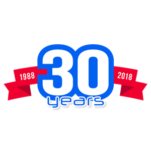 Learning Technics - 30 Years in business Trust Badge